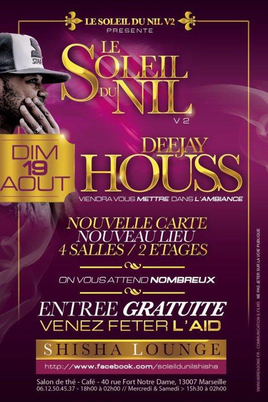 Soleil Du Nil V2 Presente Pour ce Dimanche 19 aout 2012 ( Fete de L'aid )