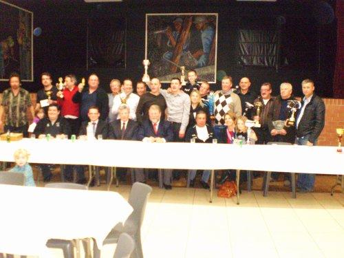 REMISE DES PRIX AU CALC DE CALONNE LIEVIN LE 5/3/2011