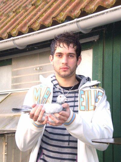 Mon garçon Thibault 15 ans entre les 2 photos