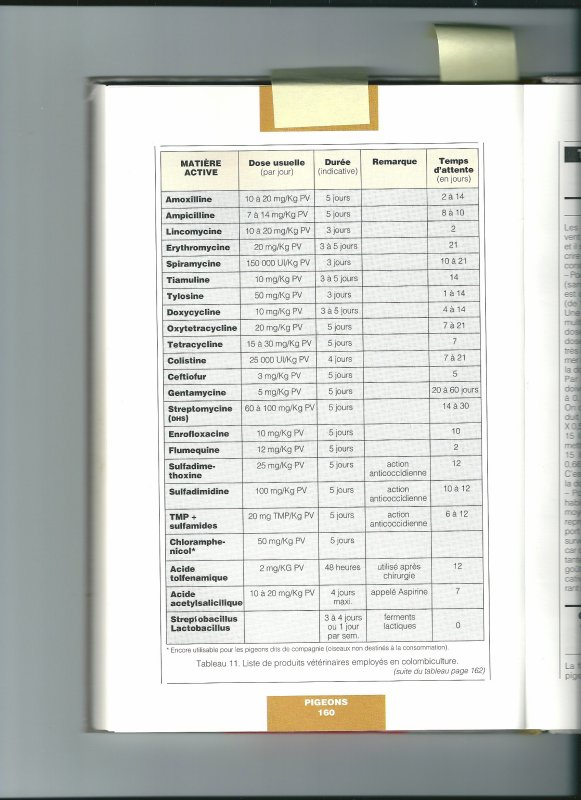 Les Differentes posiologie pour vos traitements antibio et autres