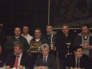 Remise des prix 2011 des Alc Calc de Calonne Lievin 03/03/2012