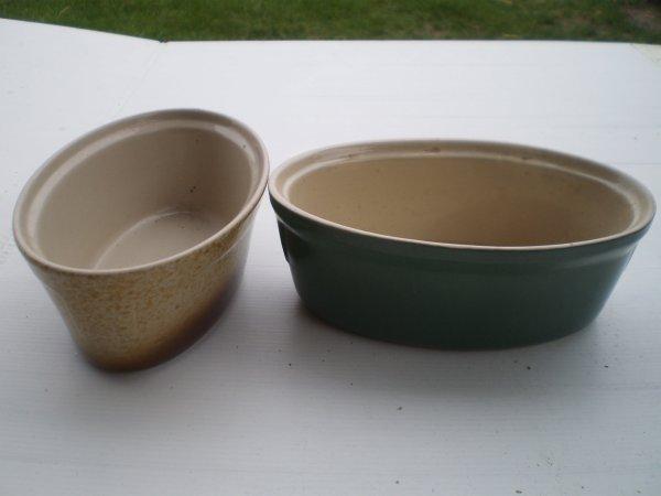 Les pots que j utilise pour mes pierres a picorer ou autres