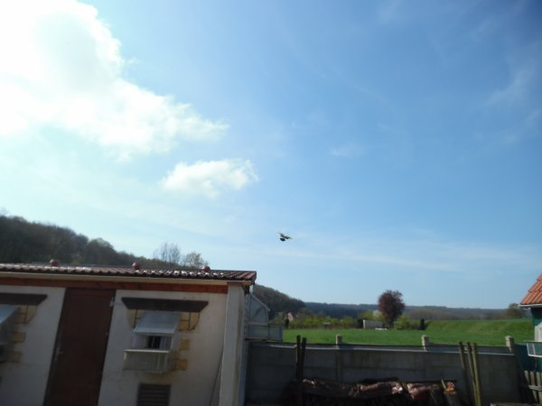 Ce 19/04/15 St Just sur Eure 170km pour moi 11H32 pour mon Ulysse a VX
