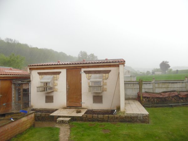 """Arrivée de Breteuil ce 03/05/14 """" Mission  Sous Marine """""""