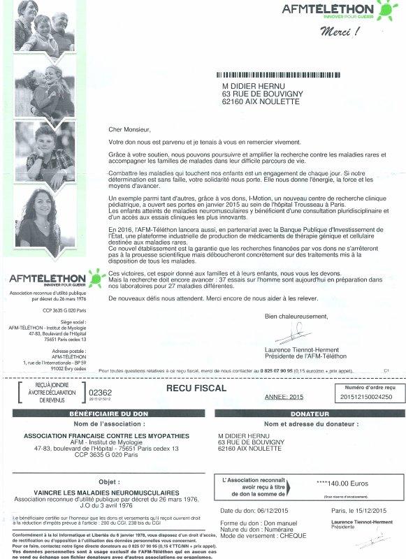 """La Colombophilie au service du Téléthon 2015 Ce 4 et 5 Décembre """" vente terminée le Dimanche 06 a 10H00 """""""
