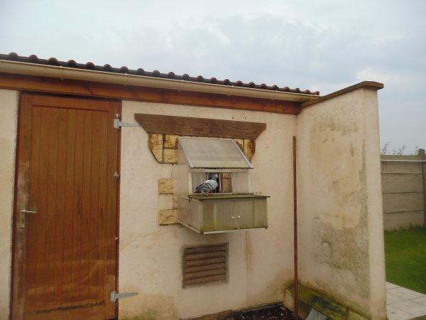 Orage violent vers 16H00 sur Aix Noulette cette aprem du 07 Juin / des rentrés de Jarnac