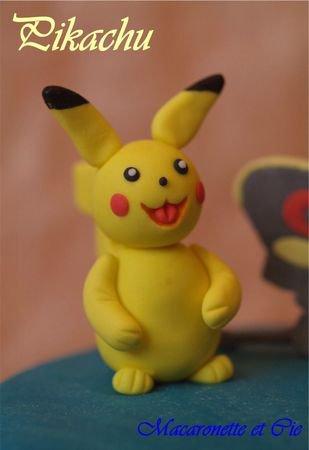 Un gâteau Pokemon à faire chez vous !! :D