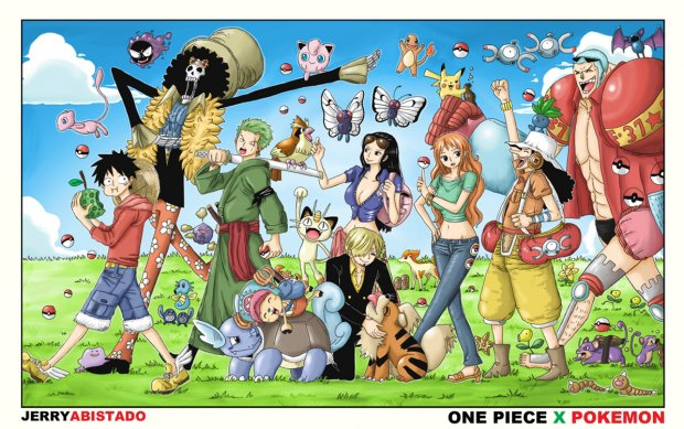 One Piece ! Le retour !!