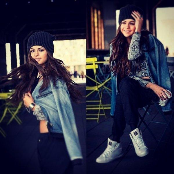 Selena-Intagram-5 août 2014
