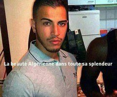 La beauté Algérienne dans toute sa splendeur.