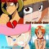 chapitre n°4: Luffy manipulé: Nami a bou de force et chopper oublié