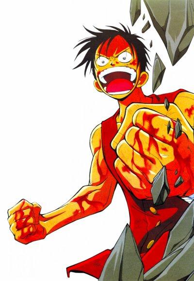 chapitre n°9: Je me batrais pour toi ! Luffy VS Law