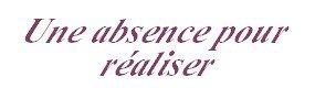 OS - Une absence pour réaliser