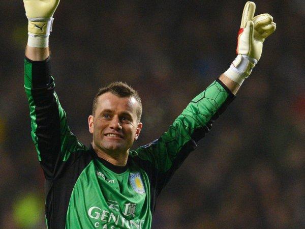 Transferts : Given rentre à Aston Villa