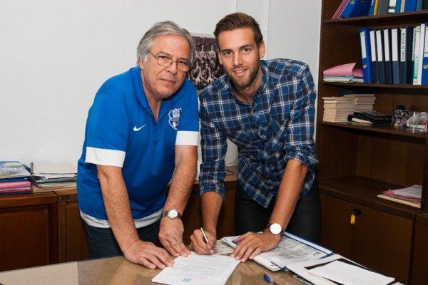 Transferts : Dahlberg signe chez un promu grec