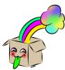 La Rainbow Magic Box