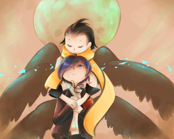Persona 3 (Minato et Ryoji)