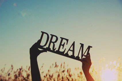 Sometimes we would just need one of our dreams come true. Just to convince us that everything is still possible.