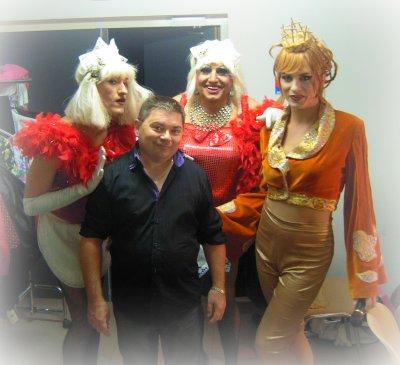 show cabaret avec Miss Soraya et AxelWell
