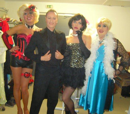 Sugar Kan à  Moidieu avec Miss Soraya, AxelWell et Claudio