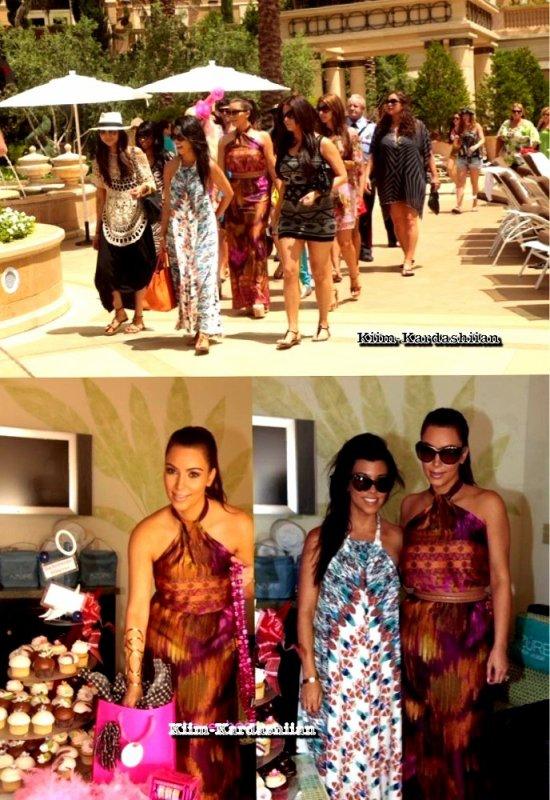 """Voici les photos à l'intérieur de la """" Bachelorette Pool Party """" au Palazzo."""