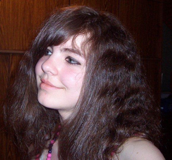 """Photoshoot """"en rentrant du coiffeur"""" lol"""