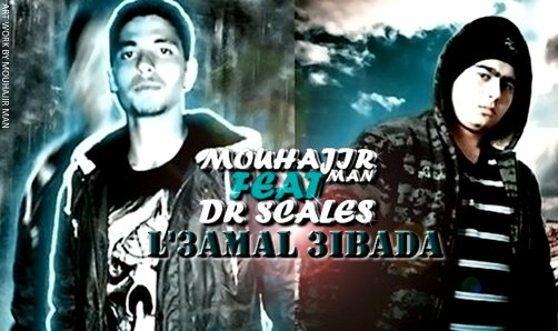 Dr Scales Ft Mouhajir Man