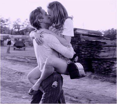 Aimer quelqu'un, c'est déjà prendre le risque de le perdre...