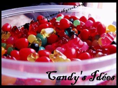 Candy's idées