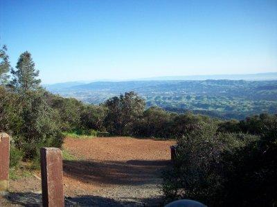 Camping Mount Diablo
