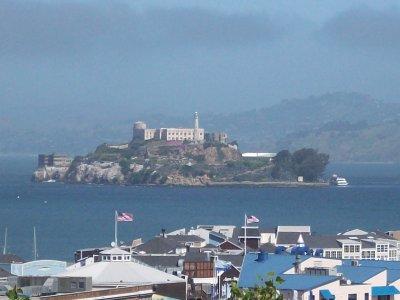 SAN FRANCISCO - Prison d'Alcatraz