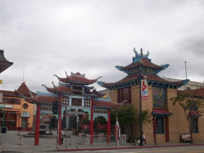 LOS ANGELES - Chinatown