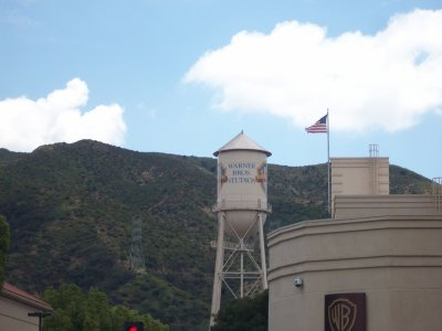 LOS ANGELES - Warner Brothers Studio