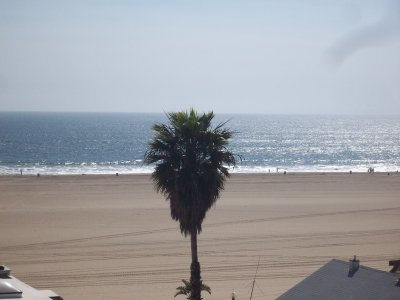 LOS ANGELES - Plage de Santa Monica (suite)