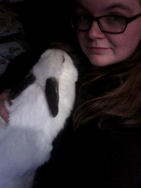 mon lapin et moi
