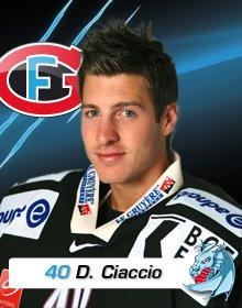 LEs 3 gardiens Du HC Fribourg Gotteron