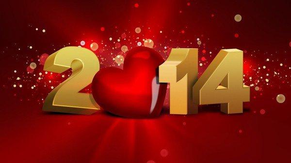 MES AMIES JE VOUS  SOUHAITE MES MELLIEUR VOEUX 2014