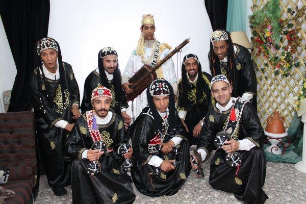 group gnawa
