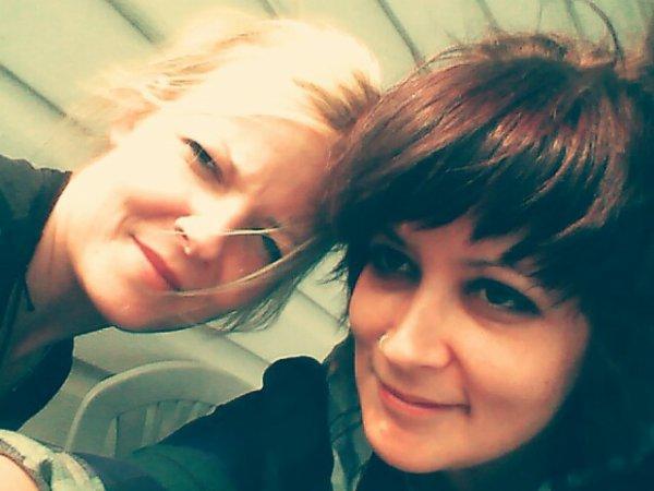 Moi et ma soeur chantal