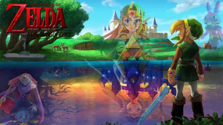 Zelda un monde de fiction ou de réalité? Chapter one