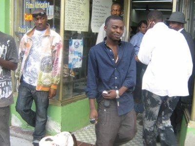 RD Congo - Z. Mafia retrouvailles