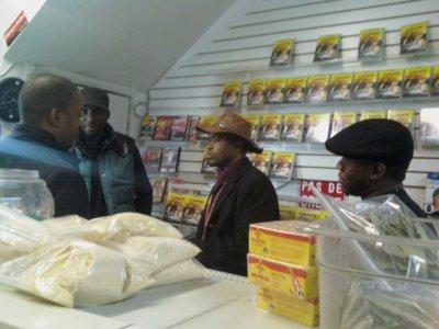 RD Congo - Congo Mikili en visite aux Sources de l'Afrique