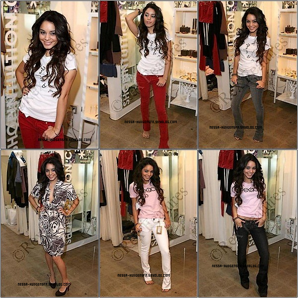 . Vanessa Dans un Photo-shoot de 29 clicher dattant de  2006.  .