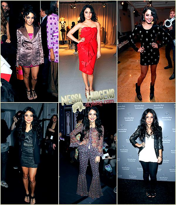 . Qu'elle votre tenue favorite de la Fashion week ? .