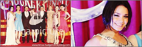 """. 30.03.11- Vanessa plus belle que jamais lors de la première Londonienne (UK) de Sucker Punch.BIG TOP ! ______.____ Vanessa sortant de son hôtel se rendant à l'avant première de Sucker Punch à Londres.  J'adore ♥ ._________..Vanessa à L'after party qui c'est déroulée au """"Café de Paris"""" à Londres. Vanessa est Magnifique. _______Puis découvre des vidéos Red Carpet & Interview de La belle Hudgens ci contre : 1 . 2 . 3 . ."""