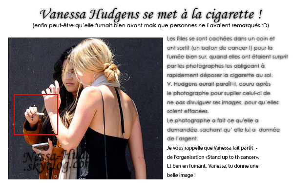 9 Mai 2011 : Vanessa  Iphone en main sortant du restaurant Gjelina à Los Angeles. Avec Laura New. BOF !