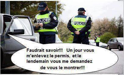 Alala c'est policier ... xD