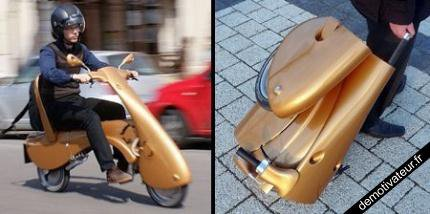 KIT SCOOTER