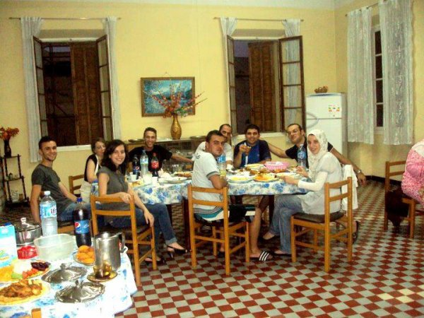 Ramadan 2012  maison de retraite _ Max marchand