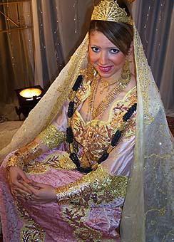 La tenue traditionnelle Constantinoise - Glam'Orient